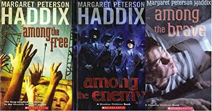 Among the Brave, Among the Enemy, Among the Free (Shadow Children Series, 5,6 & 7)