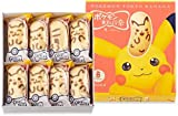 東京ばな奈 ピカチュウ 「見ぃつけたっ」 バナナのみ味 8個 東京ばなな
