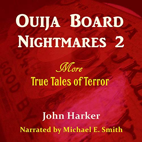 Ouija Board Nightmares 2 audiobook cover art