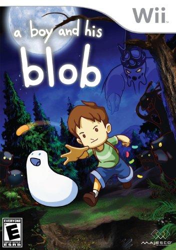 Boy & His Blob [DVD de Audio]