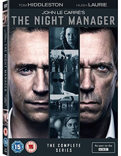 Night Manager, the - Season 01 [Import anglais]