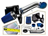Cold Air Intake System with Heat Shield Kit +...