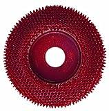 PROXXON 29050 - Disco raspa con aghi in metallo per smerigliatrice angolare a collo lungo LWS LHW