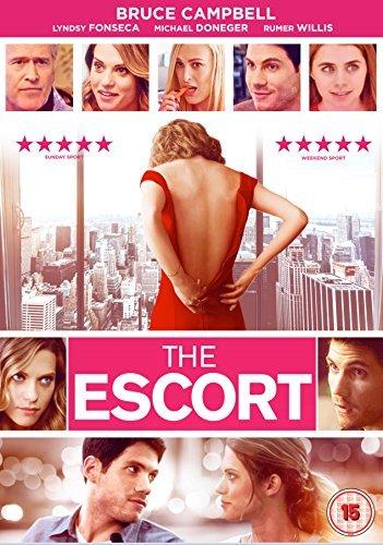 The Escort [DVD] [2017]
