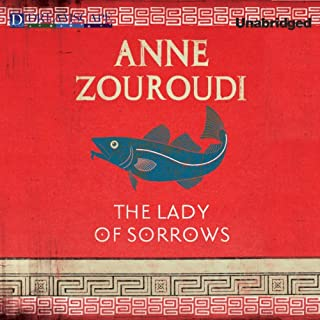 The Lady of Sorrows audiobook cover art