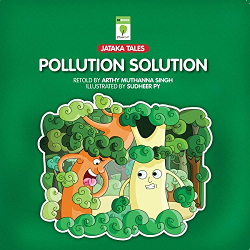 Pollution Solution audiobook cover art