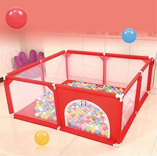 BCLGCF Ball Pit Spielzelt Für Kinder, Baby Playpen Kids Safety Activity Center,...