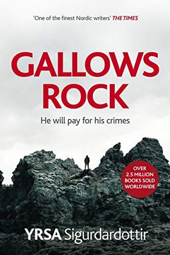 Gallows Rock: A Nail-Biting Icelandic Thriller With Twists You Won't See Coming (Freyja and Huldar) by [Yrsa Sigurdardottir]