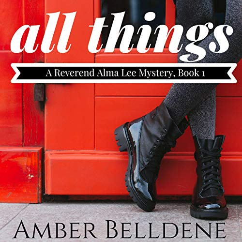 All Things  audiobook cover art