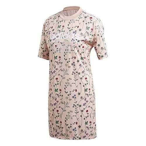 adidas DN9089 Vestido de Tenis, Mujer, Rosa (rosrub), 32