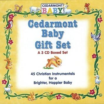 Cedarmont Baby Gift Set