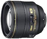 Nikon AF-S FX NIKKOR lente de 85 mm f/1.4G con enfoque automático para cámaras Nikon DSLR (reacondicionado certificado)