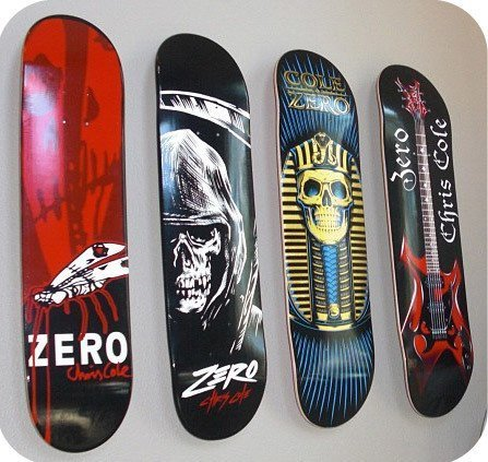 Top skateboard deck wall art for 2020