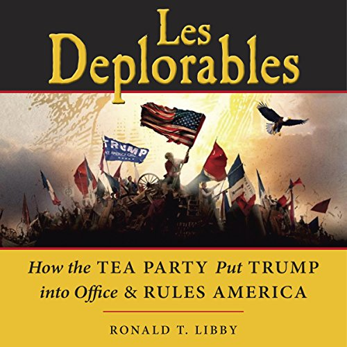 Les Deplorables audiobook cover art