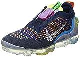 Nike Air Vapormax 2020 FK, Zapatillas para Correr Hombre, Deep Royal Blue White Multi Color, 41 EU