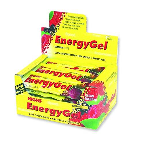 High 5 Five Energie Gel Gemischte Geschmacksrichtungen 40g - 20 Stück Schachtel