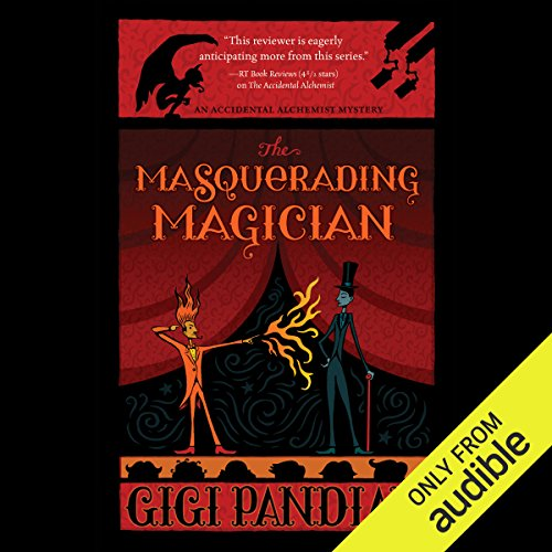 The Masquerading Magician cover art