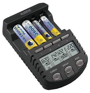 La Crosse Technology BC1000 Alpha Power Battery Charger (B004J6DLD4)   Amazon price tracker / tracking, Amazon price history charts, Amazon price watches, Amazon price drop alerts