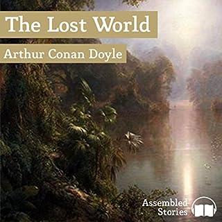 Couverture de The Lost World