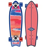 Osprey Complete Cruiser Skateboard, Multicolour, One Size