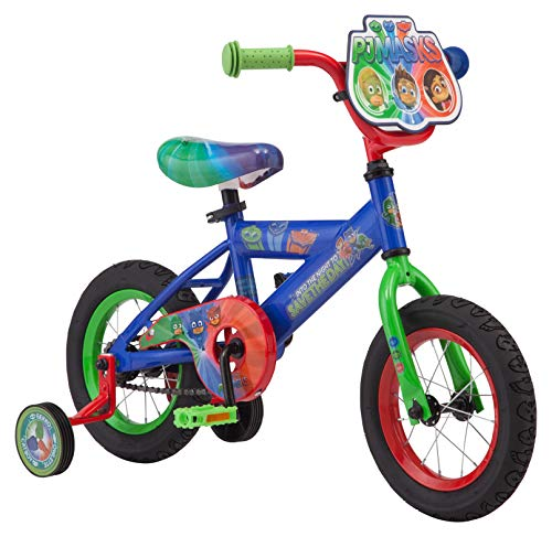 PJ Masks Kids Bike, Includes Training...