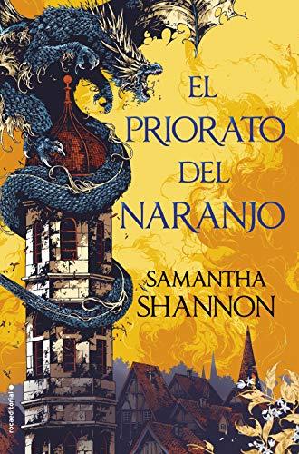 El priorato del naranjo (Novela)