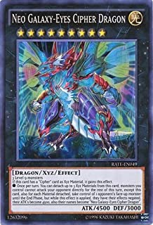 Neo Galaxy-Eyes Cipher Dragon - RATE-EN049 - Super Rare - Unlimited Edition - Raging Tempest (Unlimited Edition)