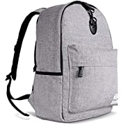 """XDesign Travel Laptop Backpack with Anti-theft Lock Up to 16"""" Notebook - Grey"""