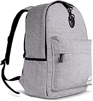 XDesign Travel Laptop Backpack with Anti-theft Lock Up to 16  Notebook - Grey