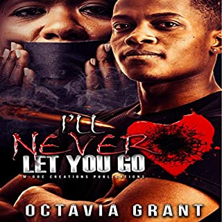 I'll Never Let You Go                   By:                                                                                                                                 Octavia Grant                               Narrated by:                                                                                                                                 Cee Scott                      Length: 7 hrs and 24 mins     18 ratings     Overall 4.4