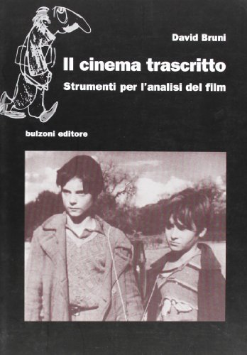 Il cinema trascritto. Strumenti per l'analisi del film: Cinema/Studio 60
