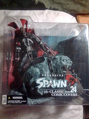Mcfarlane Collector's Club Exclusive Spawn Series 24: Spawn I.098