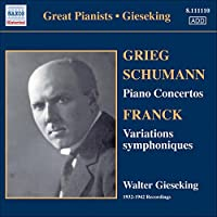 Grieg/Schumann:Piano Concertos