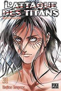 L'Attaque des Titans Edition limitée Tome 31