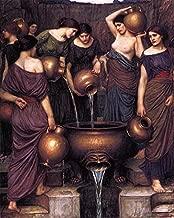 The Danaides by John William Waterhouse - 20