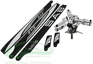 SAB HPS3 Rotor System w/ Blades - Goblin 570