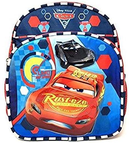 Mini Rucksack Disney Cars 3 Beleuchtung McQueen Checker Line 110505