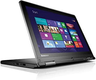 "Lenovo Yoga Home and Business Laptop (Intel i5-4200U 2-Core, 4GB RAM, 256GB m.2 SATA SSD + 2TB 25 HDD, 12.5"" Touch HD (1366x768), Intel HD 4400, Active Pen, Wifi, Bluetooth, Webcam, Win 10 Pro)"