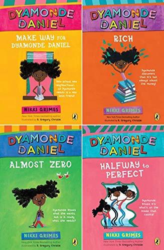 Dyamonde Daniel Series