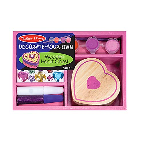 Melissa & Doug Decorate-Your-Own Wooden...