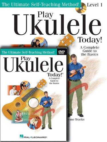 Play Ukulele Today! Beginner's Pack: Level 1 Book/CD/DVD Pack