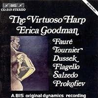 Virtuoso Harp (The) by DUSSEK SOPHIA / FAURE GABRIEL