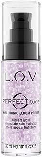 L.O.V PERFECTITUDE hyaluronic serum primer 010 radiant rose