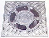 Hydrafix 610020 Sumidero, 20 x 20 cm