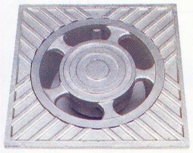 Hydrafix 610025 Sumidero, 25 x 25 cm