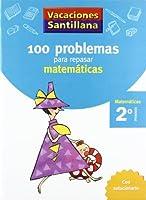 Vacaciones Santillana, matemáticas, 2 Educación Primaria. Cuaderno