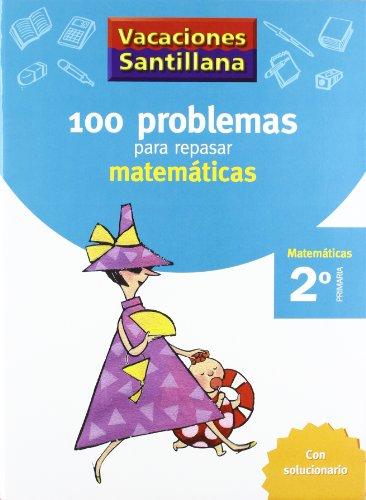 Vacaciónes Santillana, matemáticas, 2 Educación PriMaría. Cuaderno -...