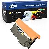 RINKLEE CLT-Y404S Cartucho de Toner Compatible para Samsung Xpress SL-C430 SL-C430W SL-C480 SL-C480FN SL-C480FW SL-C480W   Alta Capacidad 1000 Páginas   Amarillo