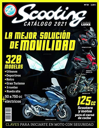 Scooting Catálogo - Nº 20, 2021