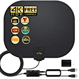 Best antenna for hdtv indoor - TV Antenna, Amplified HD Indoor Digital HDTV Antenna Review